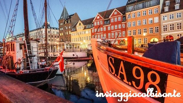 Sei giorni a copenhagen e dintorni con i bambini - nyhavn