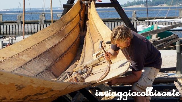 Sei giorni a copenhagen e dintorni con i bambini - roskilde museo navi vichinghe