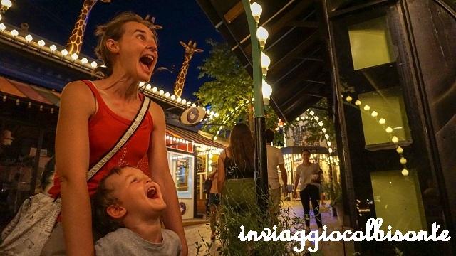 Sei giorni a copenhagen e dintorni con i bambini - tivoli