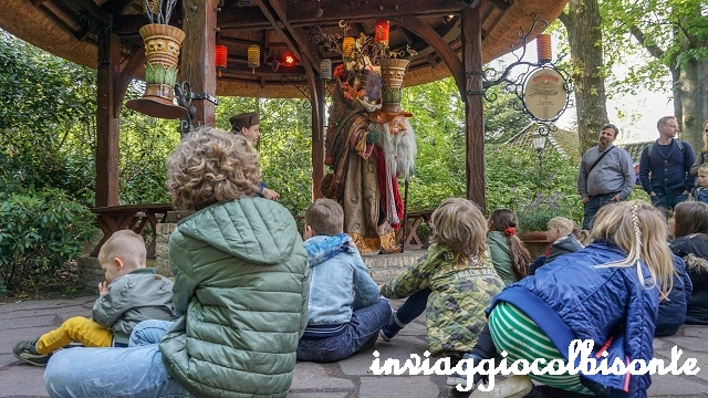 Itinerario in Olanda Family Friendly Efteling