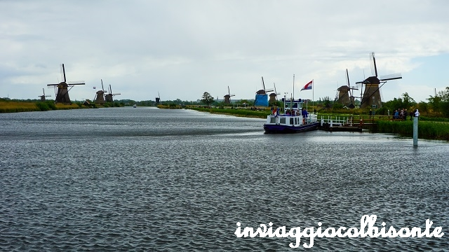 Itinerario in Olanda Family Friendly Kinderdijk