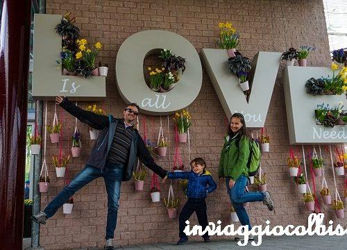 Itinerario in Olanda family friendly tra mulini, tulipani e navicelle spaziali