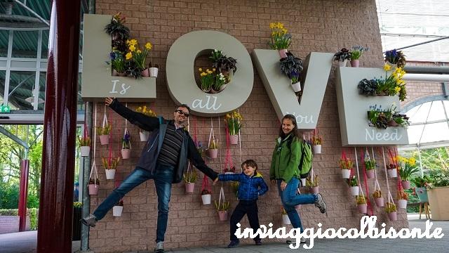 Itinerario in Olanda Family Friendly