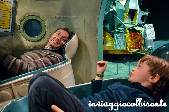 Itinerario in Olanda Family Friendly Space Museum