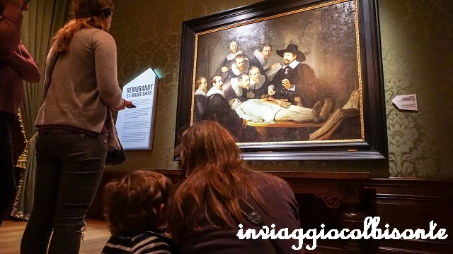 Itinerario in Olanda Family Friendly The Hague Mauritshuis
