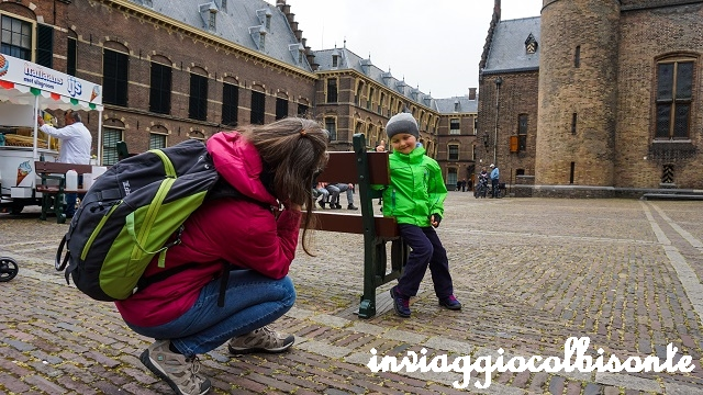 Itinerario in Olanda Family Friendly The Hague Ridderzaal