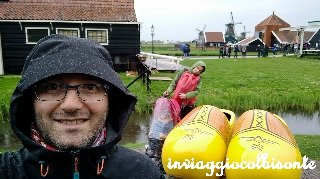Itinerario in Olanda Family Friendly Zaanse Schans