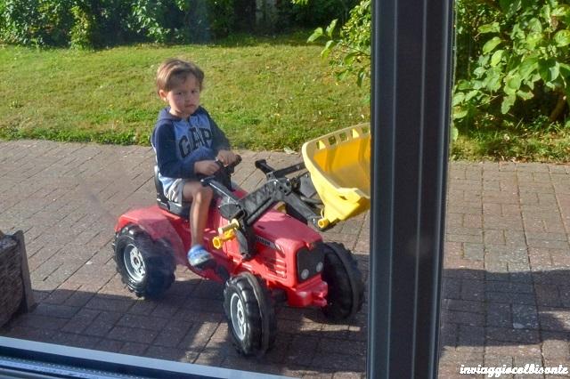 vacanze in fattoria - attività per i bambini