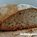 ricetta pane semintegrale fatto in casa interno
