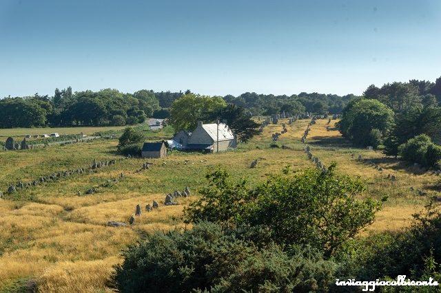 Bretagna e Normandia in camper Carnac