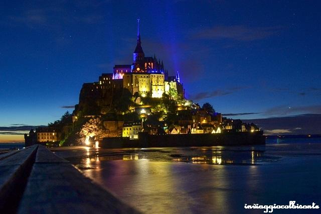 Bretagna e Normandia in camper Mont Saint Michel