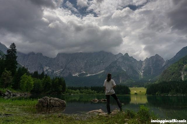 Una settimama in Friuli in camper - Laghi di Fusine